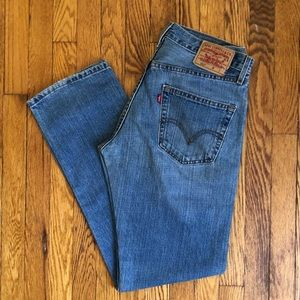 Levis 501  34x34 Denim Jeans Made in Mexico